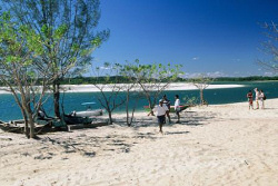 Endless beaches, mangroves, shallow waters and deep sea provide plenty of options for activities at the Anjajavy Hotel in Madagascar.