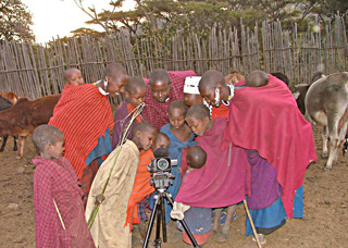 Maasai watch video