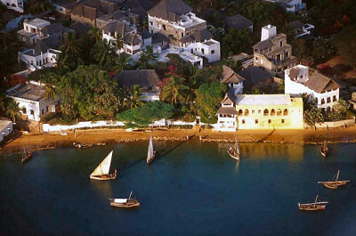 The Kijani House Hotel in Lamu