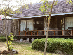 Your Accommodation at the Lake Nakuru Lodge