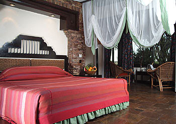 The Suite of the Sarova Shaba Game Lodge